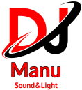 Logo von DJ Manu Sound&Light
